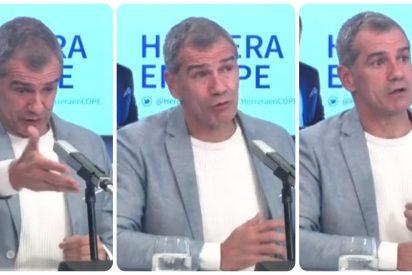 """Cantó, con Herrera, da la puntilla a Ciudadanos: """"Votar a ese partido es apoyar a Gabilondo, Podemos y Más Madrid"""""""