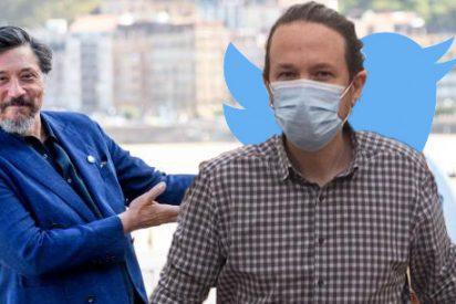Twitter se merienda al «revolucionario de caviar» Carlos Bardem por pedir el voto para el 'Marqués' Iglesias
