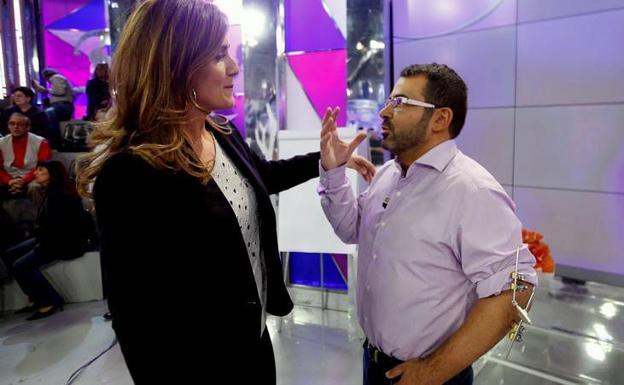 Escándalo en Telecinco: Un desagradable Jorge Javier Vázquez humilla en directo a Carlota Corredera