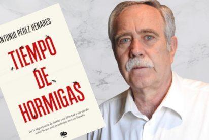 """Antonio Pérez Henares: """"Los periodistas al servicio de la causa son cómplices de la degradación de la democracia"""""""