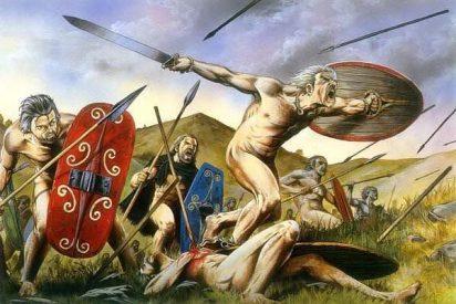 El espectacular ritual que hacían los celtas con las armas de sus adversarios