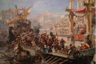 "José Manuel García Albarrán: ""Ave Caesar, morituri te salutant"""