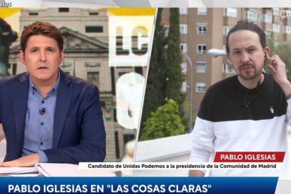 La extrema izquierda quiere hacer pagar al nuevo presidente de RTVE haber prescindido de Jesús Cintora