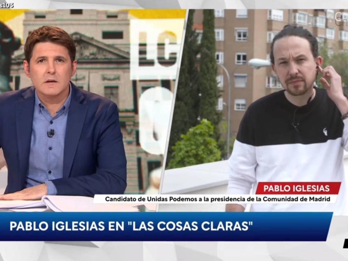 Sorpresa y conmoción en TVE: el presidente anuncia el despido de Cintora