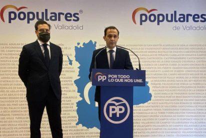 Conrado Íscar exige a Sánchez dotar a las administraciones locales con los Fondos Europeos