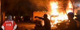 Una gran explosión sacude el hotel donde se aloja el embajador de China en Pakistán