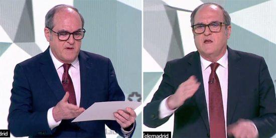 """Cómico ataque de dignidad en directo: """"Yo no soy Sánchez, me presento yo, ¡Ángel Gabilondo!"""""""