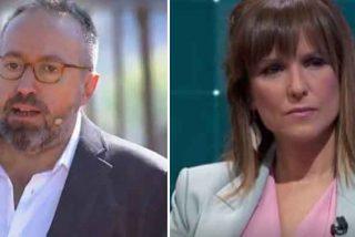 """Girauta remata a TVE y a Mónica López: """"Yo no quiero pagar esta mierda"""""""