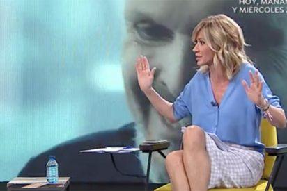 """Descomunal enfado de Susanna Griso con Miguel Bosé por lo que le hizo en el pasado: """"¡Es una estafa!"""""""