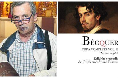 Guillermo Suazo Pascual, el investigador palentino que editó la descomunal obra de Gustavo Adolfo Bécquer