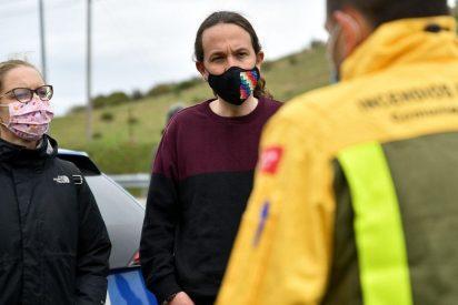 Escándalo en campaña: un fotógrafo denuncia a Pablo Iglesias por 'robo' y manipular un vídeo