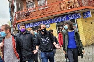 El negro horizonte de Pablo Iglesias: aislado de Sánchez y K.O, histérico y desesperado en Madrid