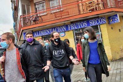 'Revienta' la campaña de Podemos: 17.000 denuncias en la Fiscalía contra Iglesias por delitos de odio
