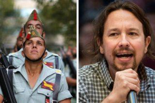 """Podemos insulta a Cristo y a La Legión y Twitter lo permite: """"fachas, zoófilos, drogatas…"""""""
