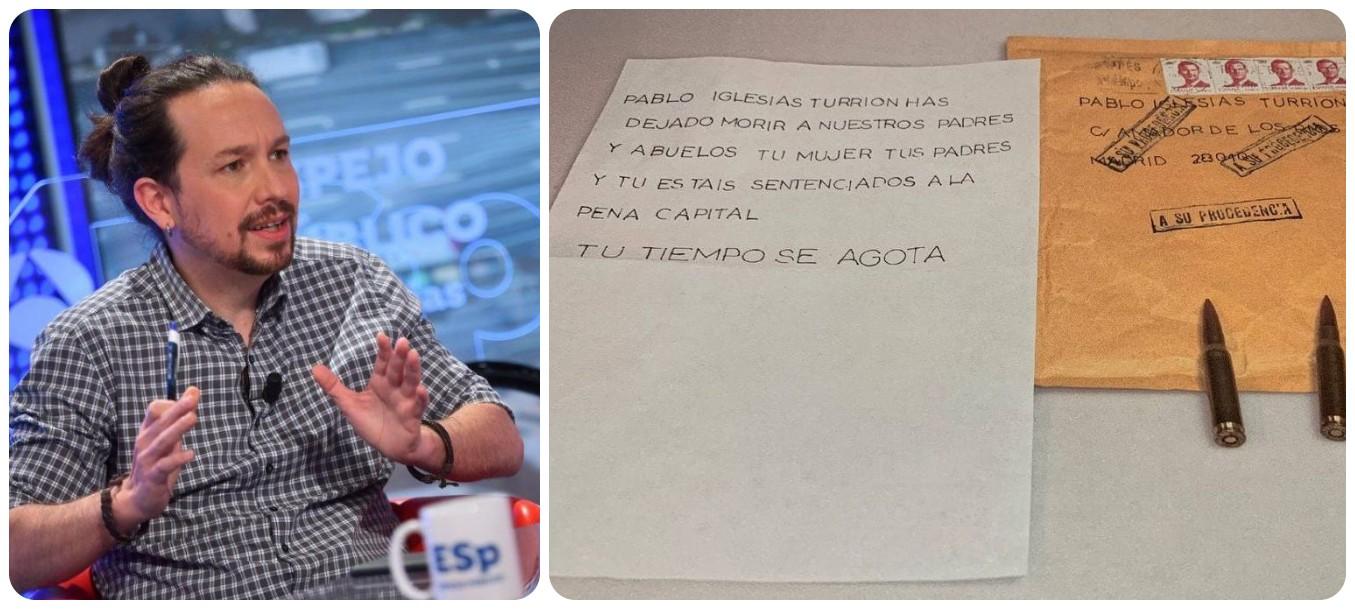 """Los agujeros negros de las cartas a Iglesias, Marlaska y Gámez refuerzan la tesis de VOX: """"Apesta a montaje"""""""