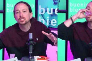 """Pablo Iglesias: """"Echenique, te ataría todavía más de lo que estás para que no siguieras tuiteando"""""""