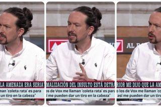Ferreras arroja a la cara de Iglesias un sondeo demoledor con la clara victoria de Ayuso y el hundimiento de Podemos
