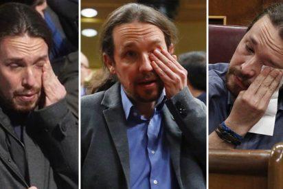 """Isabel San Sebastián: """"Si alguien carece de autoridad moral para hacer tantos aspavientos por un sobre con cuatro balas, es Iglesias"""""""