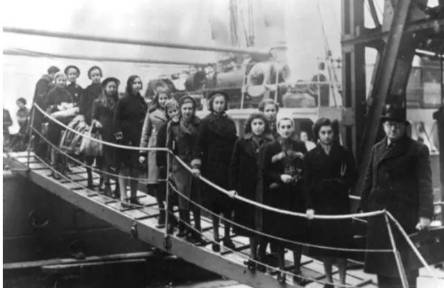 inmigración judía