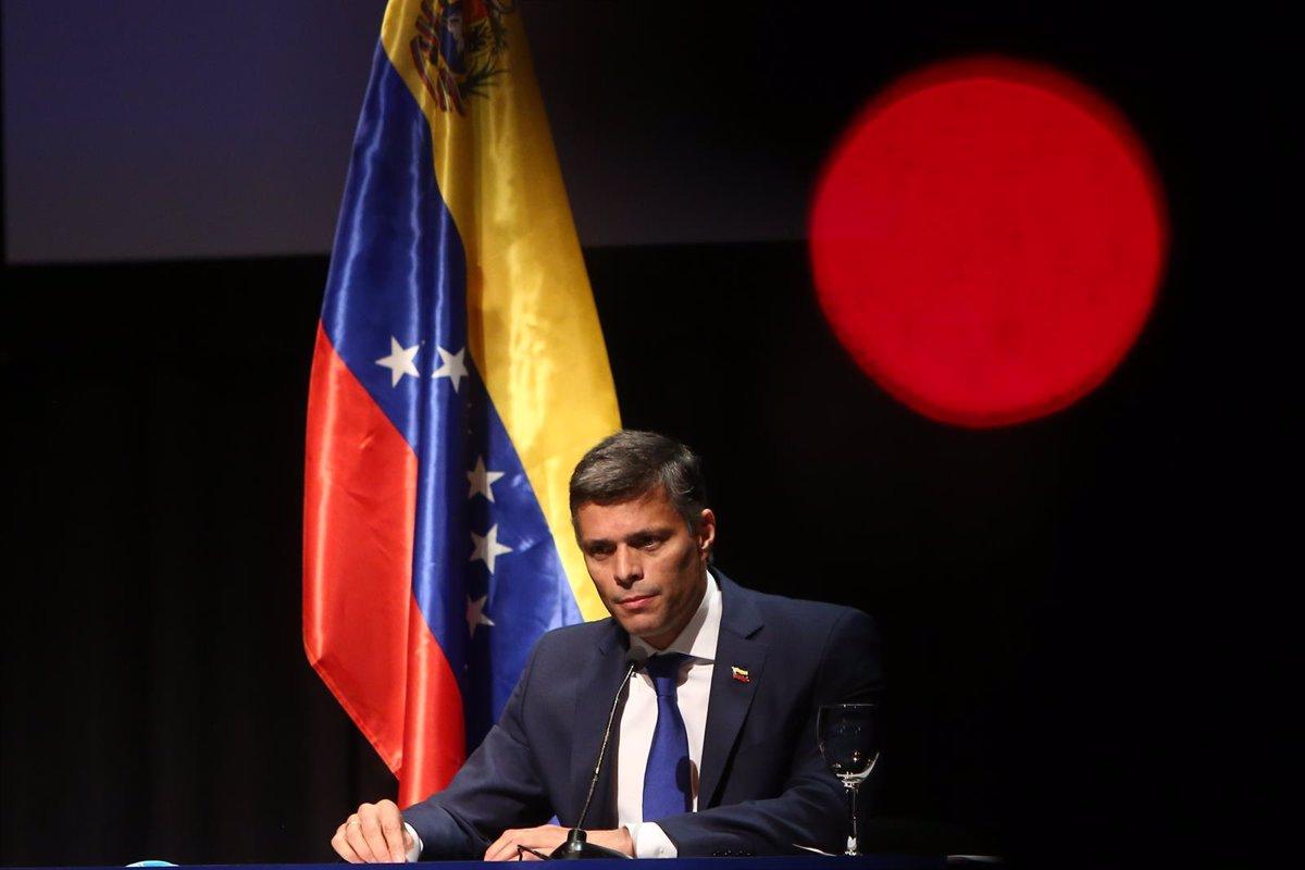 Leopoldo López denunciará al régimen de Maduro en el campus de Somosaguas, la 'casa' de Iglesias y Chávez