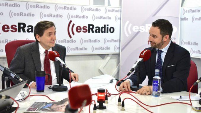 """Abascal: """"Los criminales en Navalcarnero estuvieron amparados por Marlaska y justificados por Sánchez"""""""