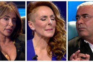 La entrevista a Rocío Carrasco fue un despropósito: un Jorge Javier desagradable y una María Patiño ridícula