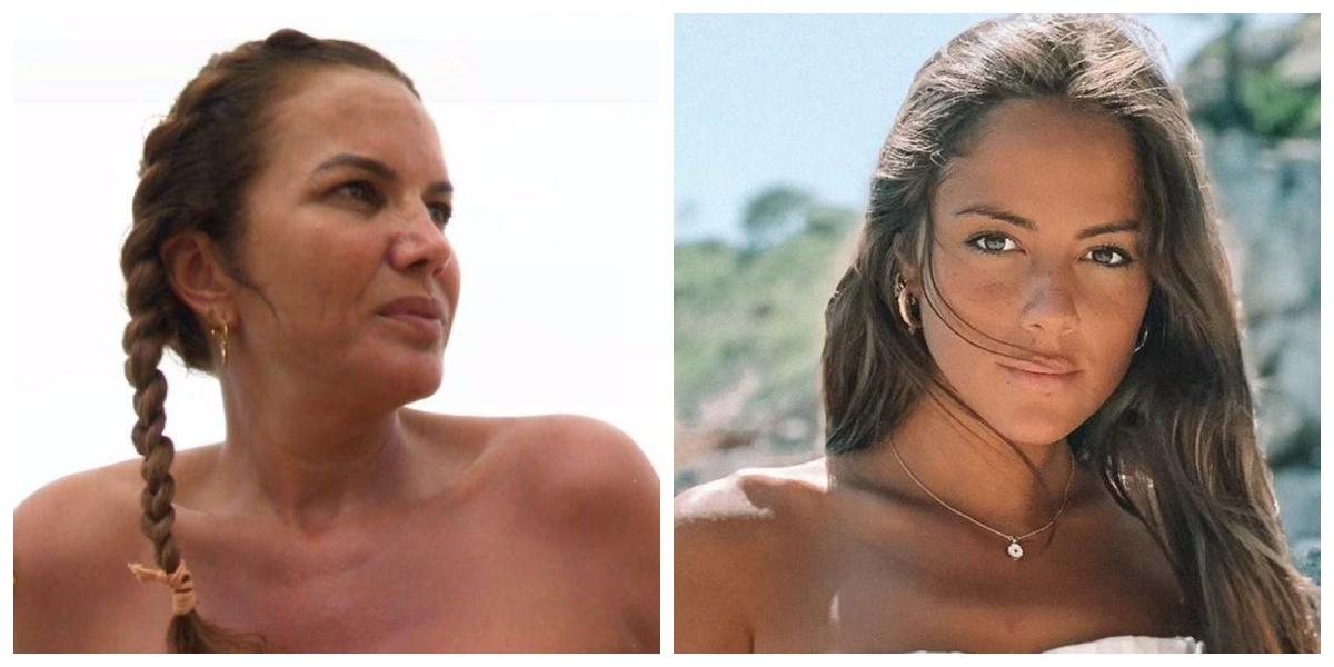 Melyssa Pinto y Marta López, completamente desnudas en 'Supervivientes 2021'