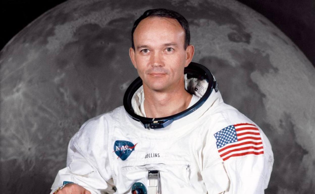 Fallece Michael Collins, el astronauta del exitoso Apolo 11