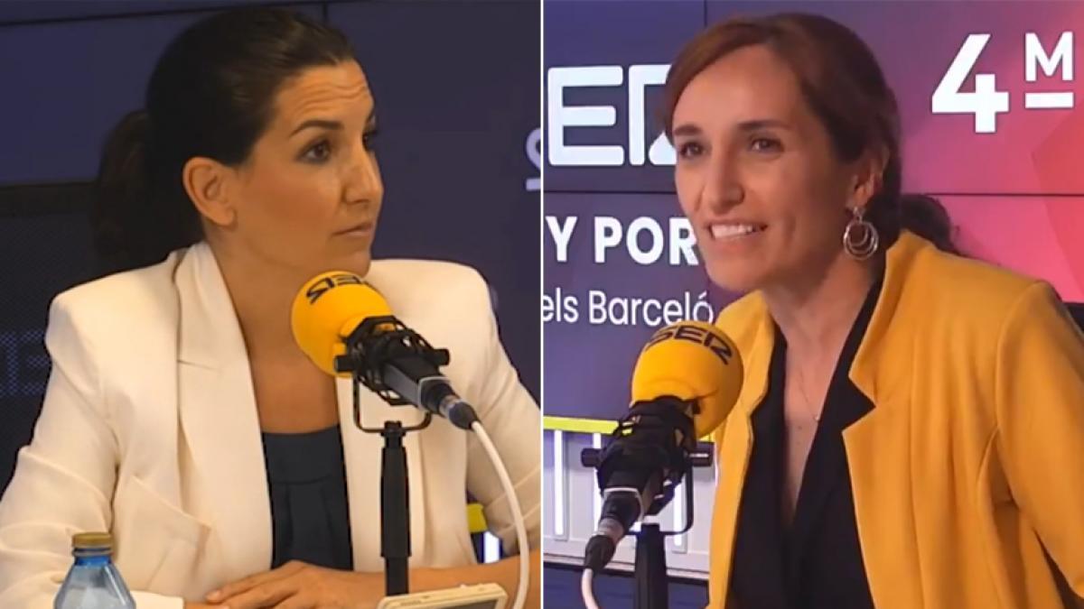 """Los insultos de la 'pistolera' Mónica García a Monasterio que Barceló no censura: """"Es usted una aberración"""""""