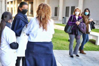 Lo que pasó tras las cámaras de TVE con Rocío Monasterio, las tertulianas y unas trabajadoras