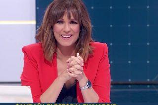 """El 'lapsus' premonitorio de Mónica López en TVE: """"Venga, entramos en barrena...perdón, en materia"""""""