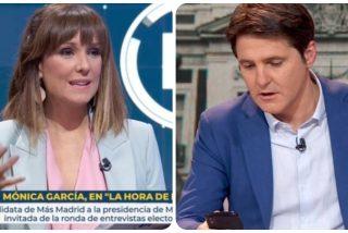 VOX arrincona al nuevo presidente de RTVE enumerándole todas las manipulaciones de Mónica López y Jesús Cintora