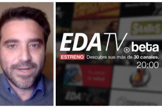 Nace EDATV: más de 30 canales en directo para hacer un periodismo en libertad y sin censura
