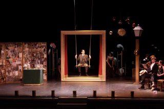 """Teatros del Canal: """"Oro y plata de Ramón"""", un cabaret barroco con el sello de Gómez de la Serna"""