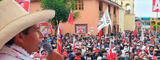 Pedro Castillo, un maestro de escuela, habría ganado las Elecciones Generales en Perú
