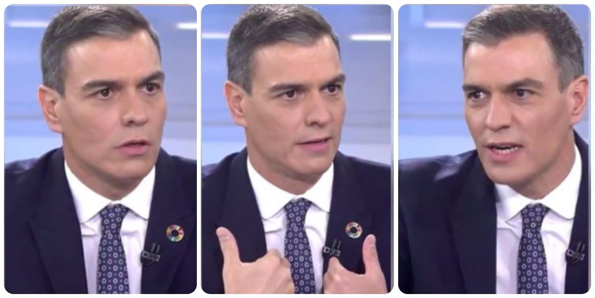 Sánchez y su infierno fiscal: en 3 días, el Gobierno da tres versiones sobre su subida de impuestos