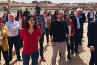 Una plataforma policial denuncia a Pablo Iglesias y sus podemitas por pasarse las restricciones por el forro