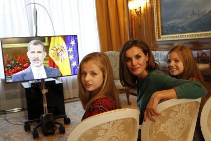 Una filtración sacude Zarzuela: La Reina Letizia pide trabajo en una productora de televisión