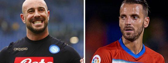 """Pepe Reina y Roberto Soldado, a degüello contra Echenique por jactarse de la violencia contra VOX: """"¡Miserable!"""""""