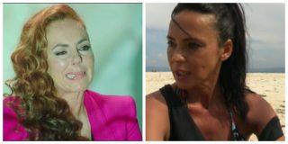 """Olga Moreno se retrata tras atacar a Rocío Carrasco en 'Supervivientes 2021': """"Me cago en su puta madre"""""""