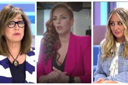 Ana Rosa Quintana se moja como nunca y habla claro sobre Rocío Carrasco y su hija