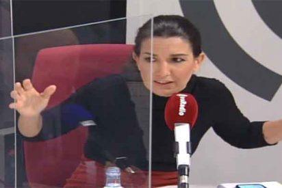 """Monasterio vuelve a 'desnudar' a Iglesias: """"Entró en la SER gritando a los periodistas que me levantaran de la mesa"""""""