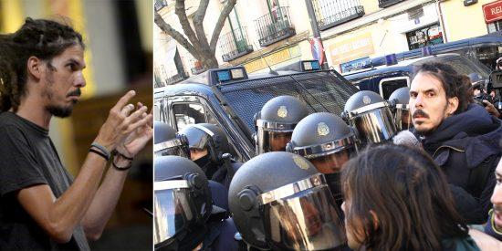 El podemita Alberto Rodríguez, procesado por el Supremo por dar una patada a un policía
