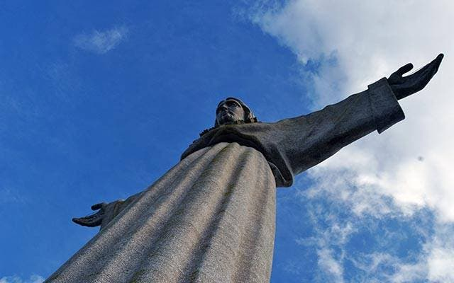 Portugal: Santuario del Cristo de Lisboa