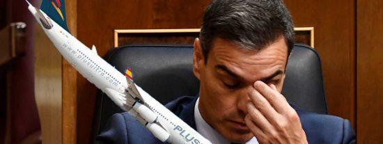 El rescate de Plus Ultra estrella a Sánchez: Investigan a 15 altos cargos del Gobierno por malversación