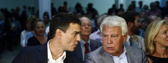 Pánico en Moncloa: Felipe González lanza un podcast para 'arruinar' políticamente a Pedro Sánchez