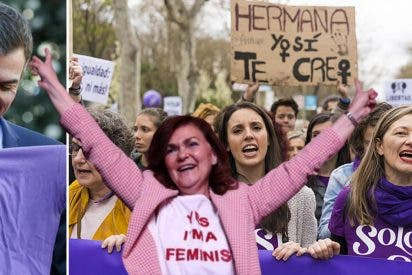 Carta de un lector alucinado con el dinero despilfarrado por Sánchez en chiringuitos feministas y LGTBI