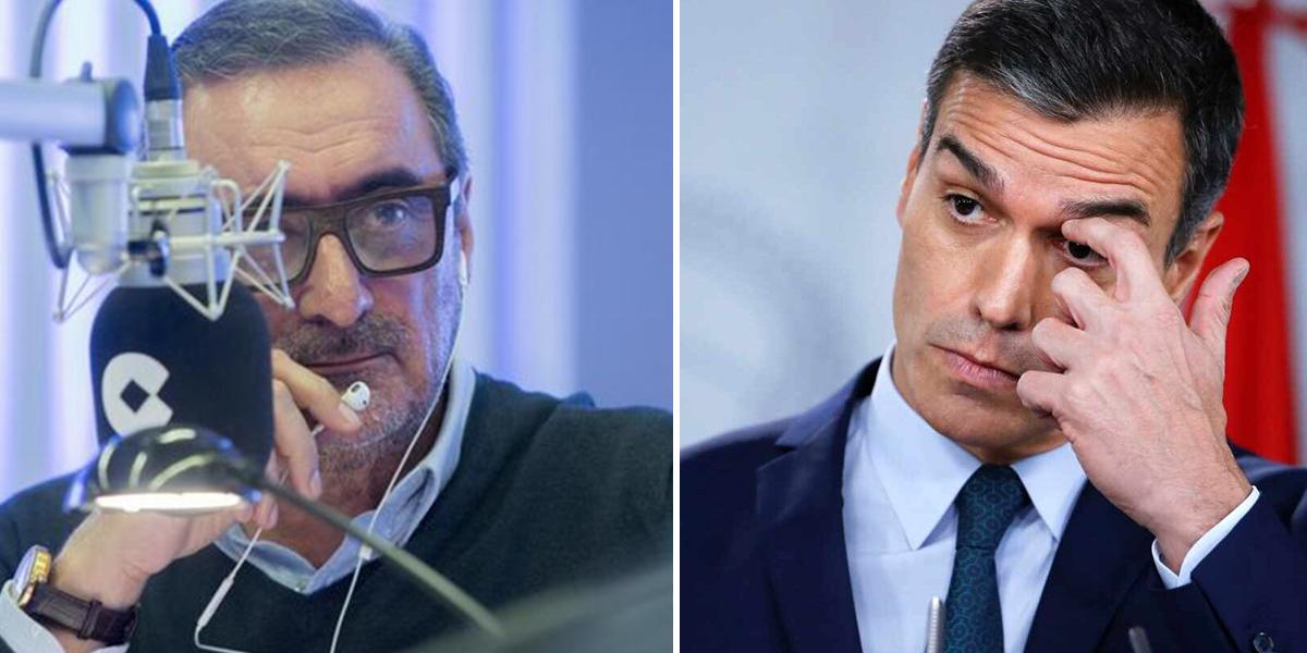"""Herrera describe el plan de rescate de Sánchez: """"Es como darle una escopeta a un mono"""""""
