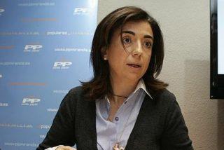 """Sandra Moneo (PP): """"La Ley Celaá promueve la mediocridad entre los alumnos"""""""
