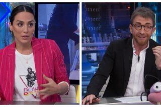 Vergonzosa actitud de Pablo Motos ante las declaraciones de Tamara Falcó sobre AstraZeneca